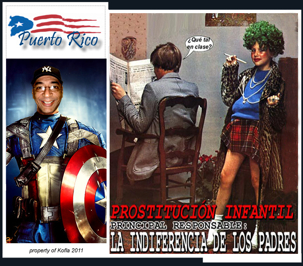Prostitucion infantil puerto rico