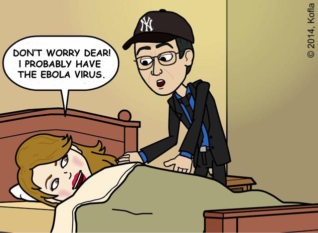 Ebola virus bitstrip