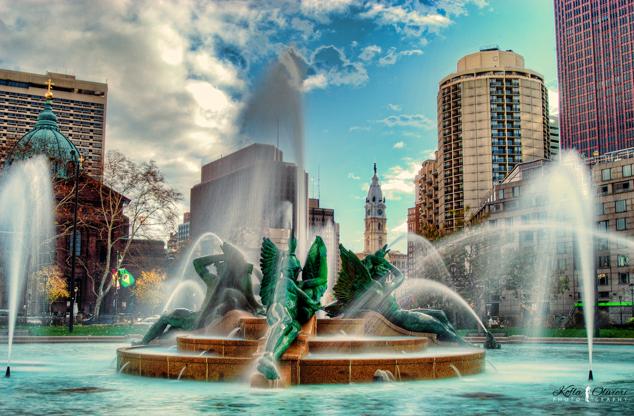 Swann Memorial Fountain_