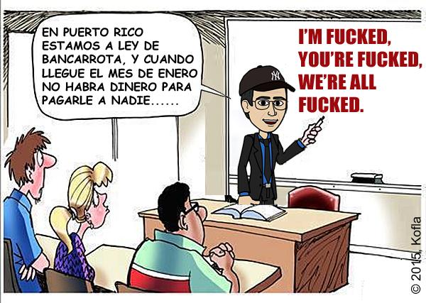 Puerto Rico en bancarrota