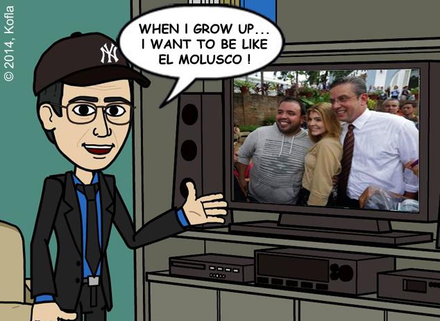 El Molusco Alejandro Garcia Padilla