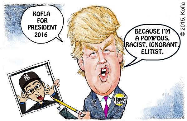 Kofla for President_