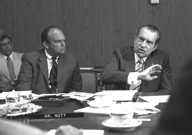 Richard nixon war on drugs