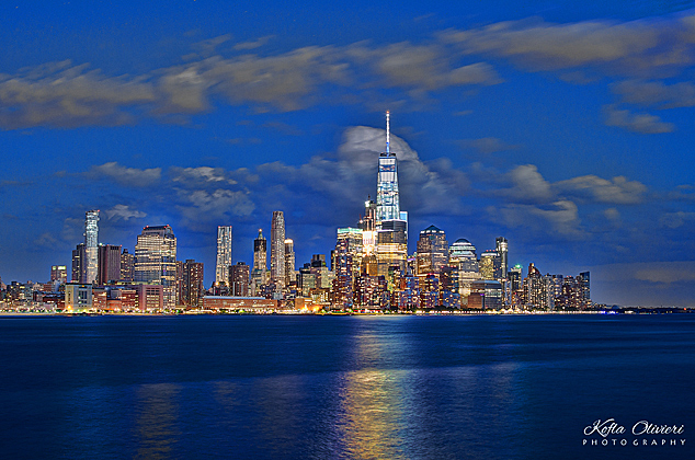 Manhattan NYC Hoboken NJ_