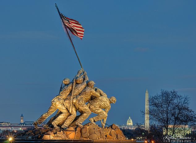 Marine Corps War Memorial 634