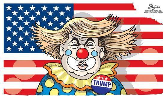 Circo de Donald Trump