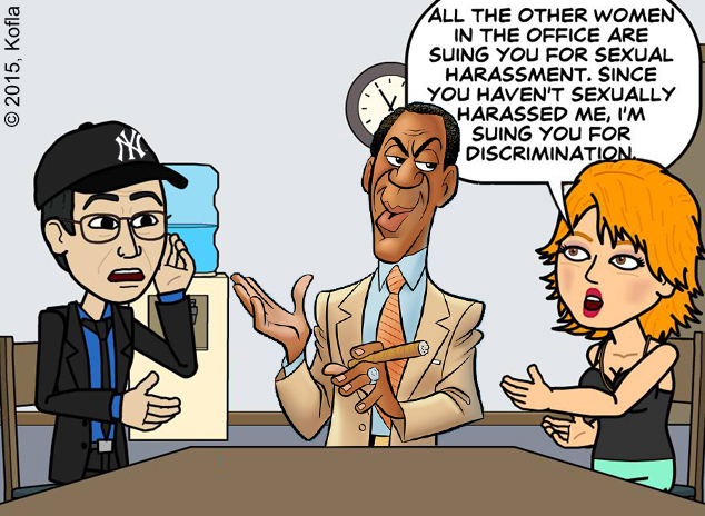 Bill Cosby Guilty bitstrips