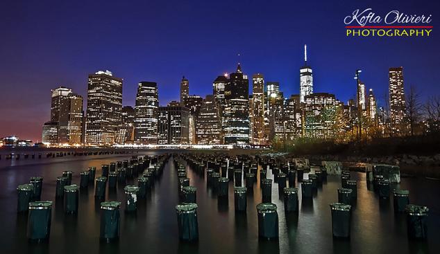 Brooklyn Manhattan