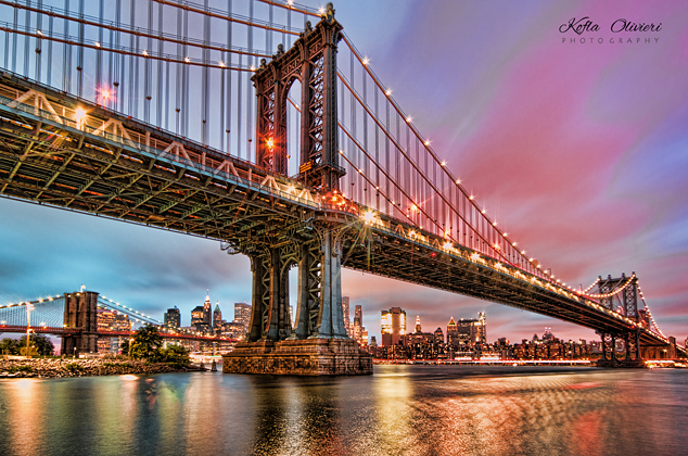 Manhattan Bridge 634