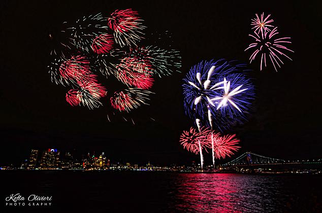 2017 Philadelphia New Year Eve Fireworks