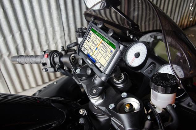 Garmin Nuvi GPS Motorcycle 634