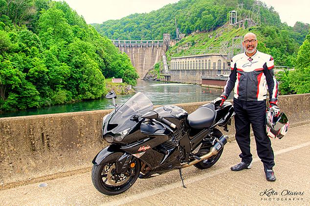 Cheoah Dam Kofla Olivieri Kawasaki