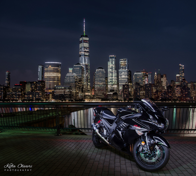 One World Trade Center Ninja ZX14