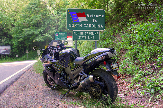 North Carolina Kawasaki ZX14