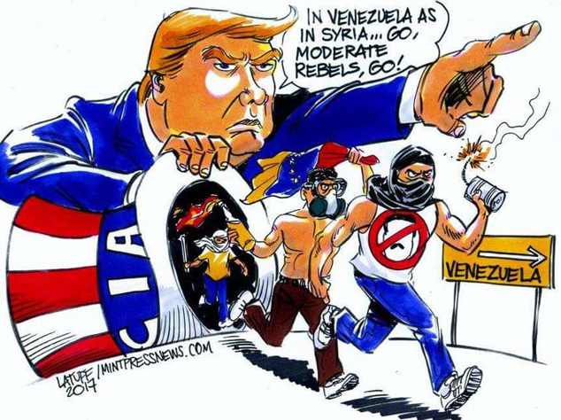 Trump Venezuela Invasion 634