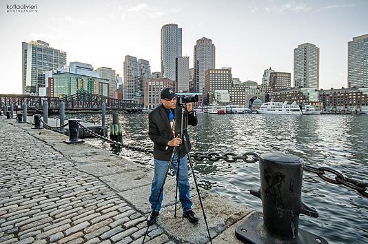 Boston Fan Pier Marina
